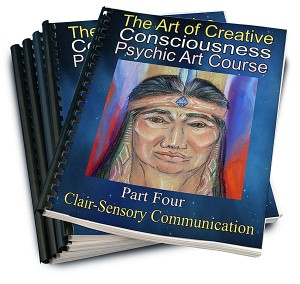 Psychic Art Course by Ros Coleman - Part 4