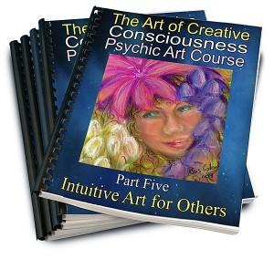 Psychic Art Course by Ros Coleman - Part 5